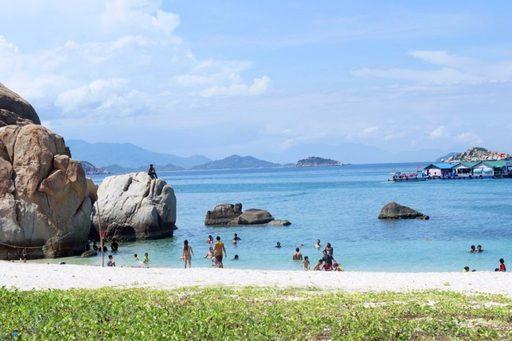 Du lịch Ninh Chữ tự túc