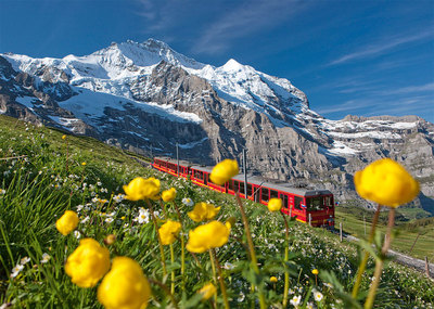 Du lịch Thụy Sĩ mùa nào đẹp nhất
