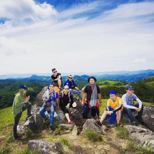 Tour xuyên Việt - Cuộc đời là những chuyến đi