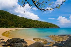 Bãi Đầm Trấu cũng là điểm đến tour du lịch Côn Đảo ưa thích của nhiều du khách.
