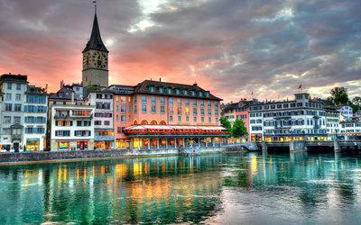 Zurich thụy sĩ
