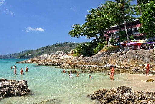 Du lịch Thái Lan - Bãi biển Patong