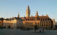 Thành phố Lille nước Pháp
