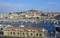 Thành phố Marseille Pháp