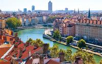 Thành phố Lyon nước Pháp